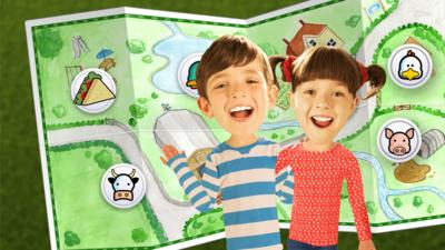 Topsy and Tim  - Topsy and Tim at the Farm