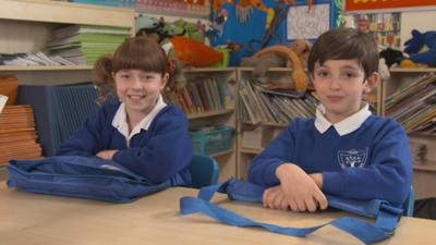 Topsy and Tim  - Top Tips: Starting School