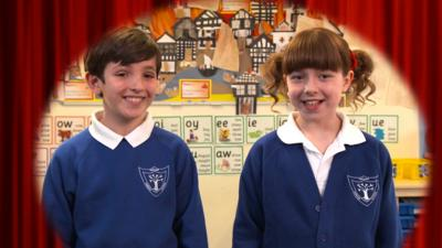 Topsy and Tim  - All About Shakespeare