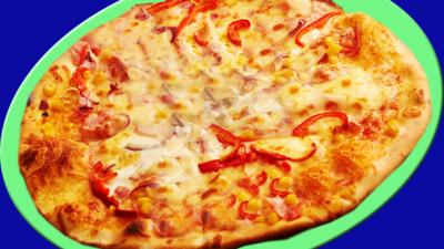 CBeebies House - Tortilla Pizza