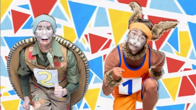 CBeebies Live Shows - Tortoise and the Hare