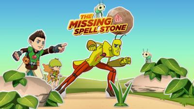 Tree Fu Tom - Tree Fu Tom: The Missing Spell Stone