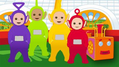 Teletubbies - The Teletubbies arrive in the CBeebies Playtime Island app!