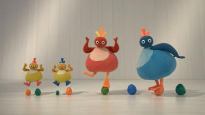 Twirlywoos - Twirlywoos Activity Finder