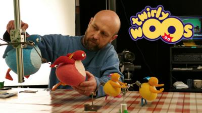 Twirlywoos - Behind the Scenes of Twirlywoos