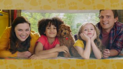 Waffle the Wonder Dog - Waffle the Wonder Dog theme song