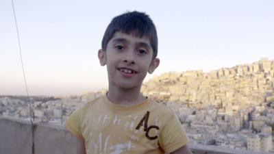 Where in the World? - Find out more about Hamza from Jordan
