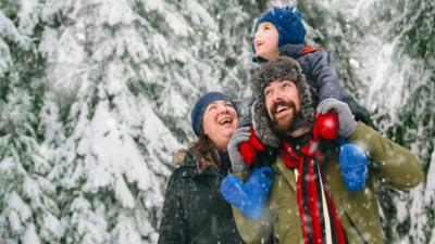 Free activities to do in winter with kids