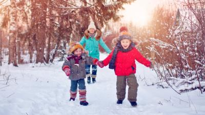 Free winter activities to do with the kids.