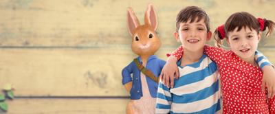 Topsy and Tim, Peter Rabbit.