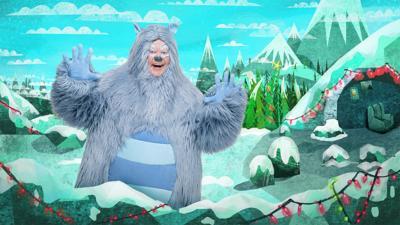 Christmas in Storyland - Yeti Yodelling Song