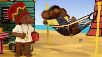 Rastamouse - Be Irie Everyday