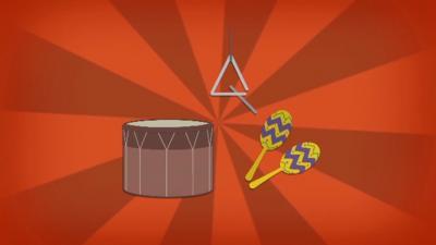 YolanDa's Band Jam - Fact Jams - Brass and Percussion Instruments