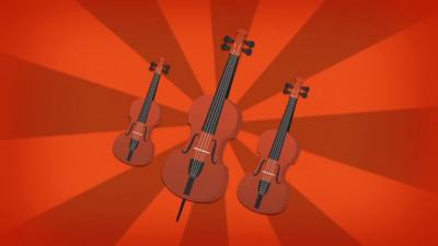 YolanDa's Band Jam - Fact Jams - String Instruments