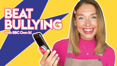 Beat bullying with the Own It app
