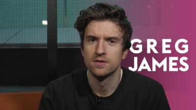 Greg James on online negativity