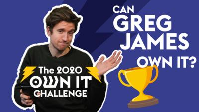 Can Greg James Own It?