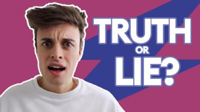 QUIZ: 3 Truths 3 Lies with Joe Tasker