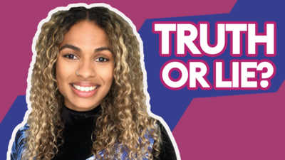 QUIZ: 3 Truths 3 Lies with Kemi Rodgers