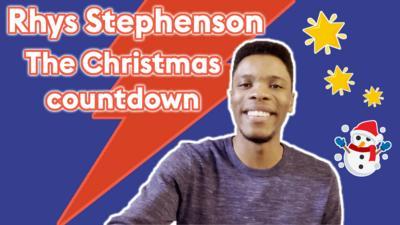 The Own It Christmas Countdown: Rhys Stephenson