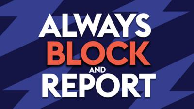 Always block and report - YOLO app article