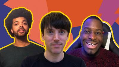 Ed Petrie, Johnny and Inel Thumbnail