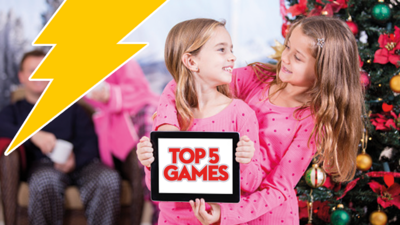 Top 5 Christmas games…without the board