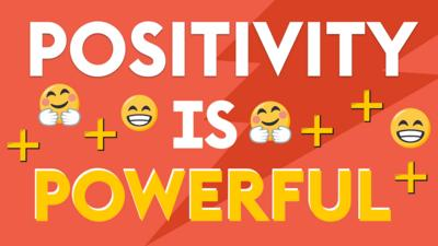 Positivity is powerful