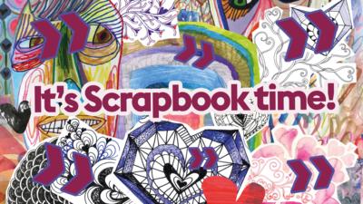Lockdown Scrapbook