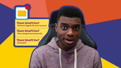 Simi - my Snapchat got hacked!