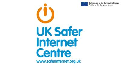 Logo for the UK safer Internet centre