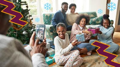 How to host a virtual Christmas!