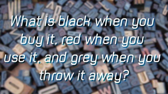 Radzi's Riddles and Puzzles 4- Answers - CBBC - BBC