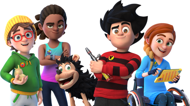 Dennis And Gnasher Unleashed Episodes