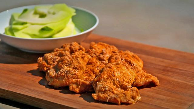 Baked Southern Chicken Cbbc Bbc