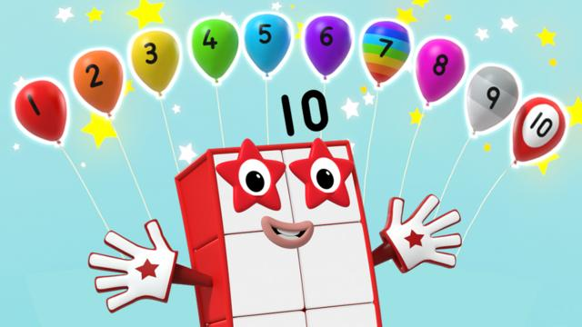 ten ways to help your child with maths cbeebies bbc