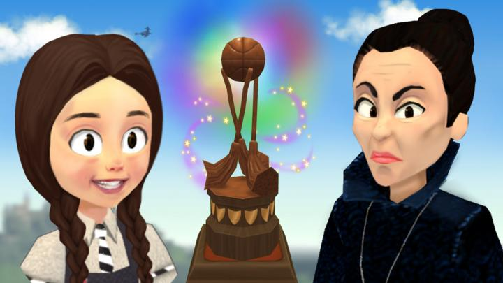 Play Adventure Game: The Worst Witch Magical Mystery - CBBC