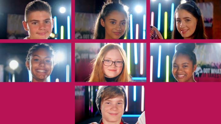 You Voted For The Finalists Of Got What It Takes Cbbc Bbc