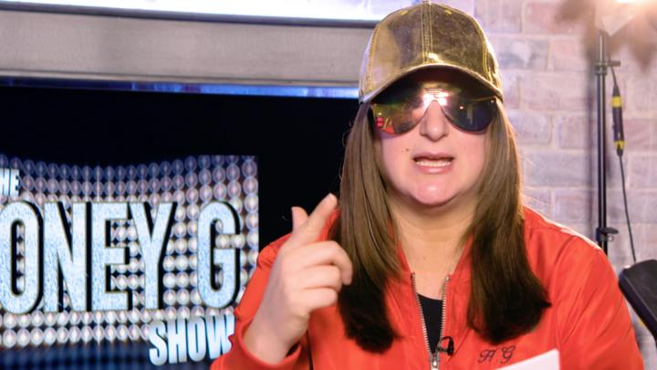 CBBC Official Chart Show - Honey G's been cloned for the Honey G ...