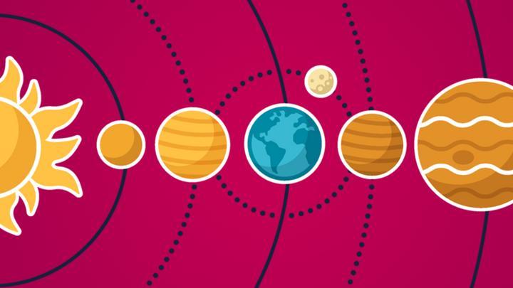 Quiz: Planets of the Solar System - CBBC - BBC