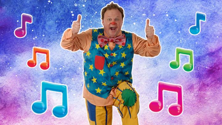 Something Special CBeebies BBC – Mr Tumble Birthday Card