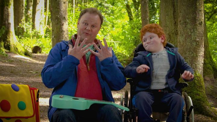 What is makaton cbeebies bbc - Something special ...