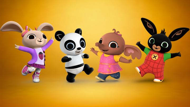 Bing cbeebies. Which character are you