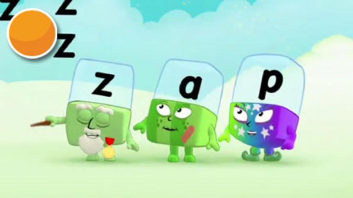 Zap Cbeebies Bbc