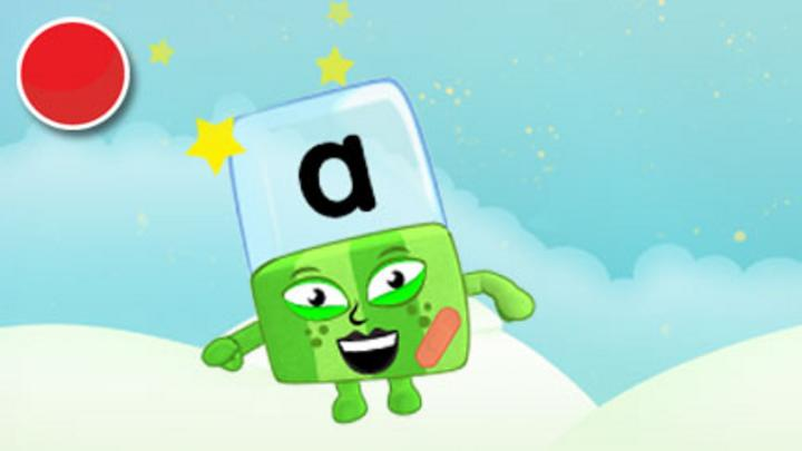 meet the alpha blocks vowels