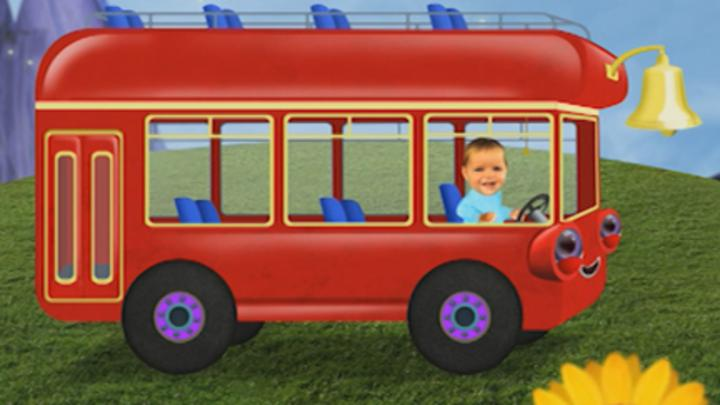 Baby Jake on Belle the Bus - CBeebies - BBC