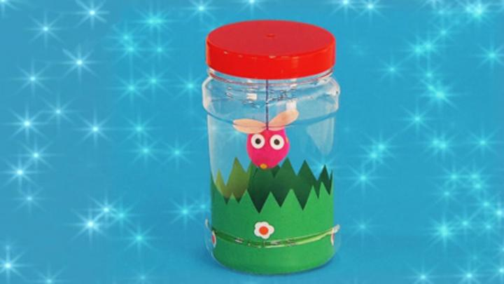mister maker craft ideas online bug in a jar cbeebies 6925
