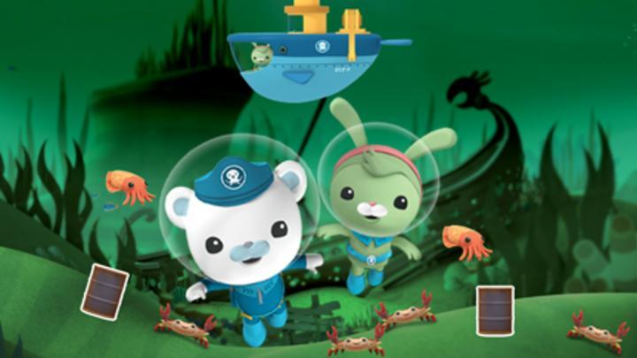 Octonauts Games Online Kids