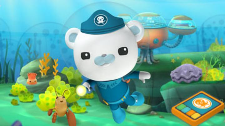 octonauts coloring pages bbc - photo#30