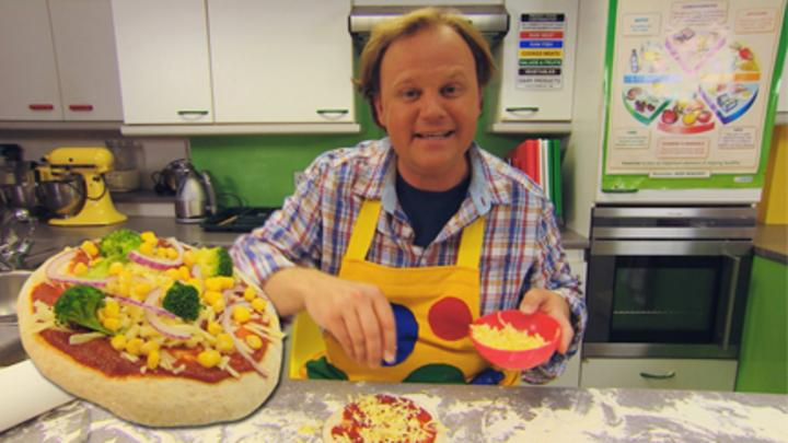 Make a pizza with justin cbeebies bbc - Something special ...